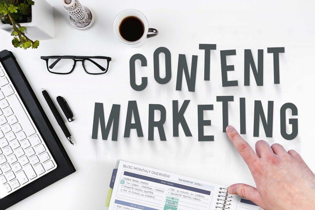 Content Marketing - The Web Destiny